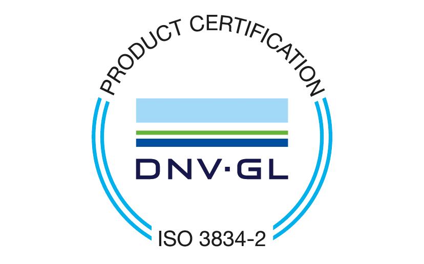 ISO 3834-2 hitsaussertifointi Finselle